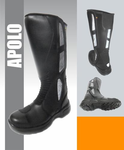 botas para motociclistas nuevas