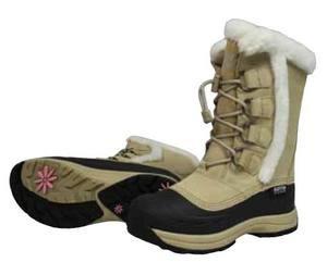 botas para motonieve baffin chloe para mujer color arena 7