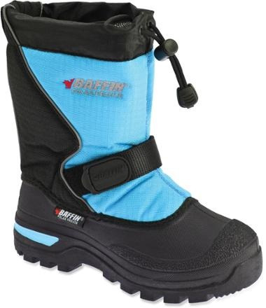 botas para motonieve baffin mustang juveniles azules talla 5