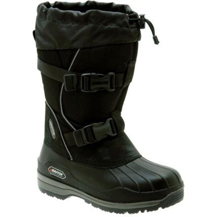 botas para nieve baffin impact para mujeres negra 7 usa