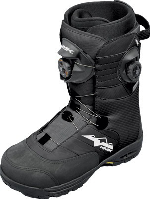 botas para nieve hmk focus negras 8 usa