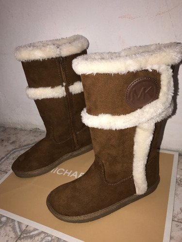 botas para nieve michael kors talla 21