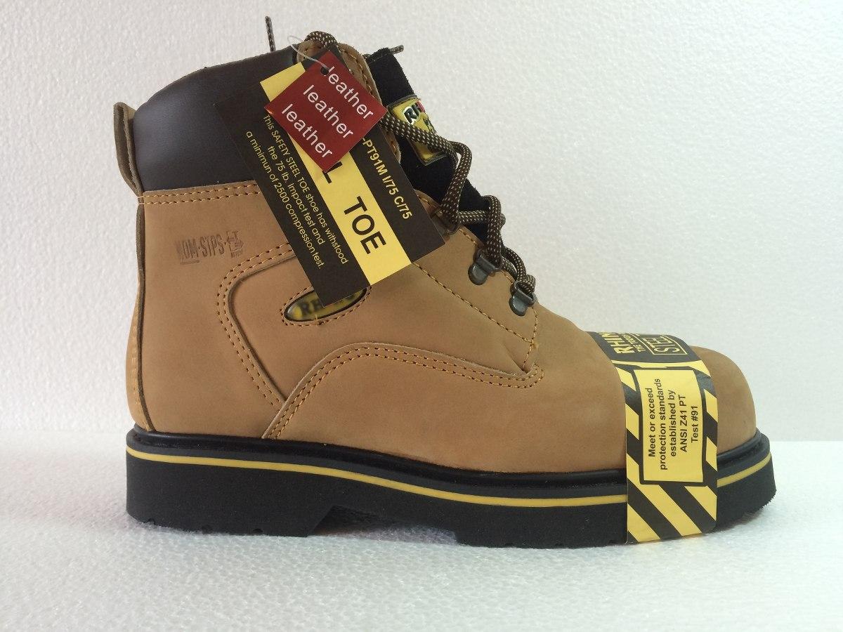 Botas para trabajo marca rhino en mercado libre - Zapatos de trabajo ...