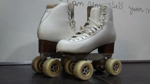 botas patin escuela en excelente estado