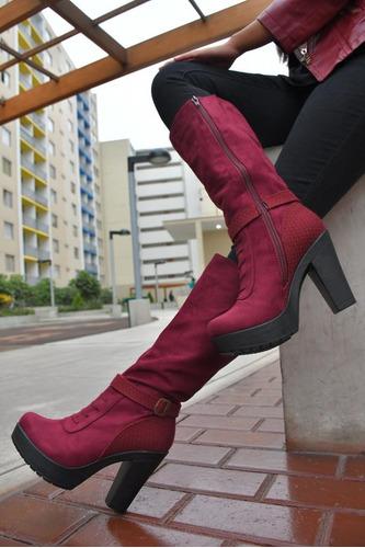botas peruanas nuevo modelo