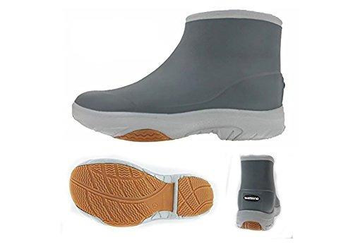 botas plataforma shimano evair - gris - tamaño hombres 9