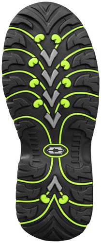 botas p/motonieve castle x racewear barrier 2 hombre 8 usa