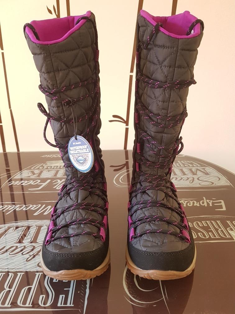 premium selection f9d8f 93ddd botas-pre-ski-columbia-waterproof-mujer-75-us-245-cm-D NQ NP 938424-MLA27840797024 072018-F.jpg