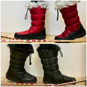muchos estilos gran venta zapatillas de deporte para baratas Botas Pre Ski Impermeable Térmicas Con Peluche Mujer
