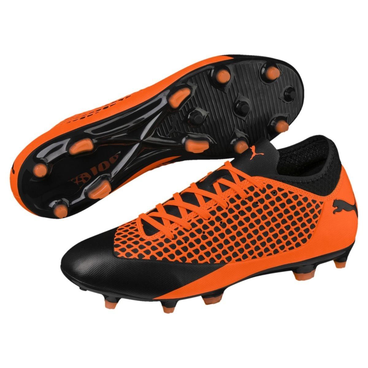 20d131925 botas puma future 2.4 taquete hombre negros original futbol. Cargando zoom.