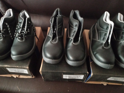 botas punta de acero tallas 39/40/41
