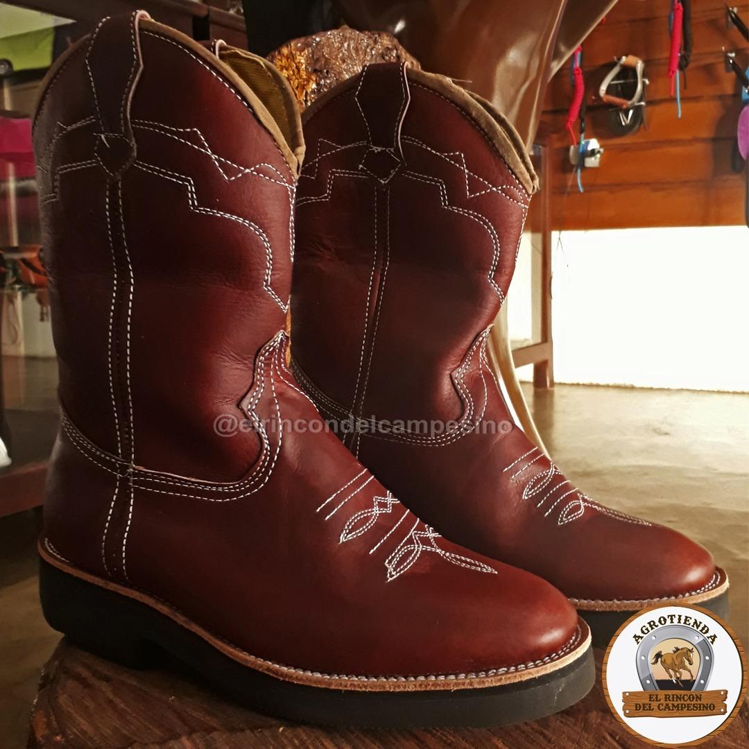 3a39e9037 botas puro coleo arizona sports 100% cuero feveco. Cargando zoom.