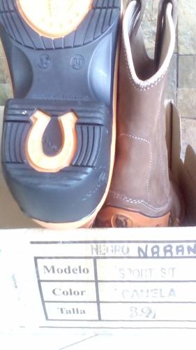 botas puro coleo jastin  originale nuevas talla 39