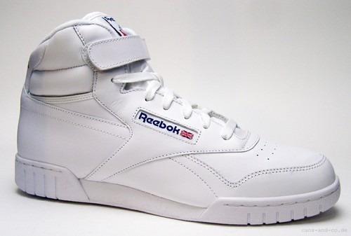 reebok clasicas en bota