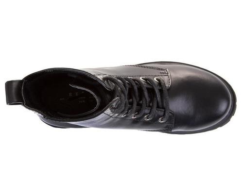 botas refill negras para dama