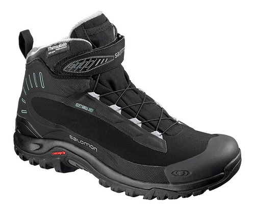 botas salomon deemax 3 ts wp waterproof impermeables mujer