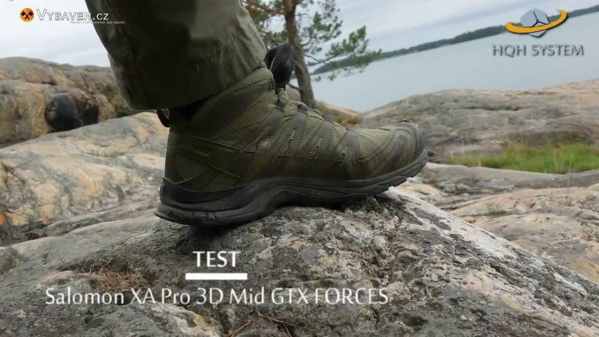 Salomon Forces Guardian WIDE (AR 670 1 Compliant)