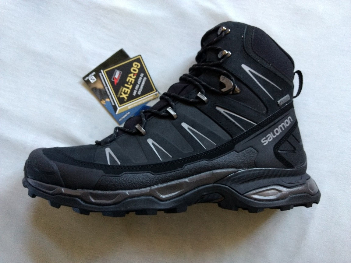 wholesale dealer 8099f 3772e Botas Salomon X Ultra Trek Gtx