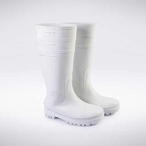 botas  sanidad seguridad industrial pvc reforzado