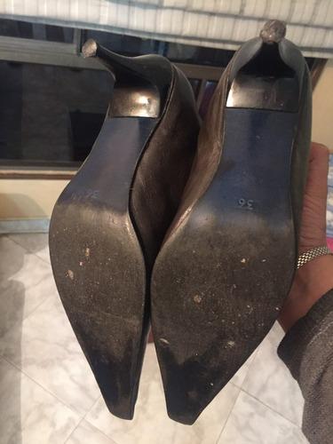 botas santorini usadas talla 36
