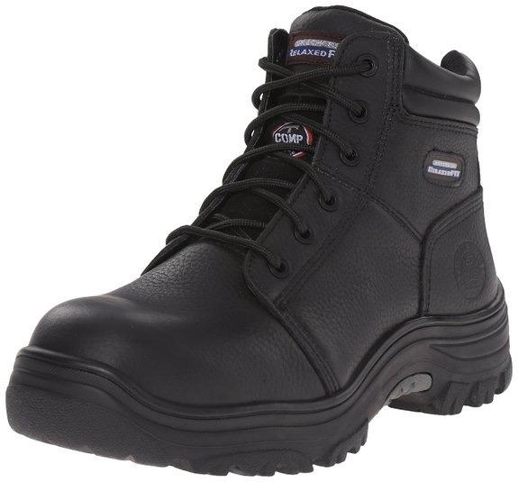 botas de trabajo skechers