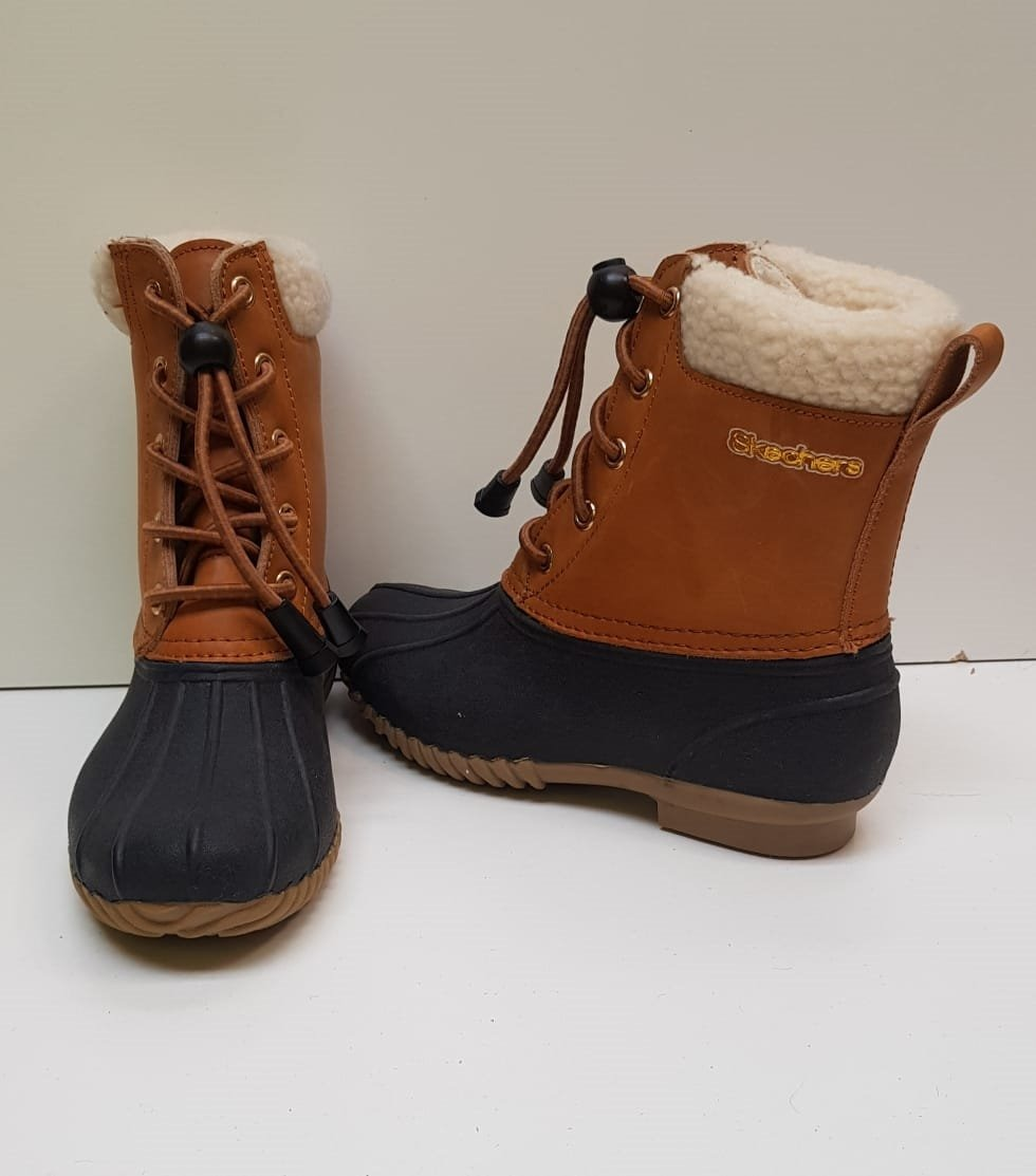 ficción viuda comerciante  buy > botas skechers waterproof, Up to 74% OFF
