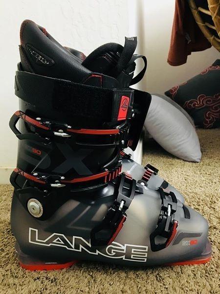3cf3036914 Botas Ski Lange Sx90 Hombre Talle 27.5 - $ 11.000,00 en Mercado Libre