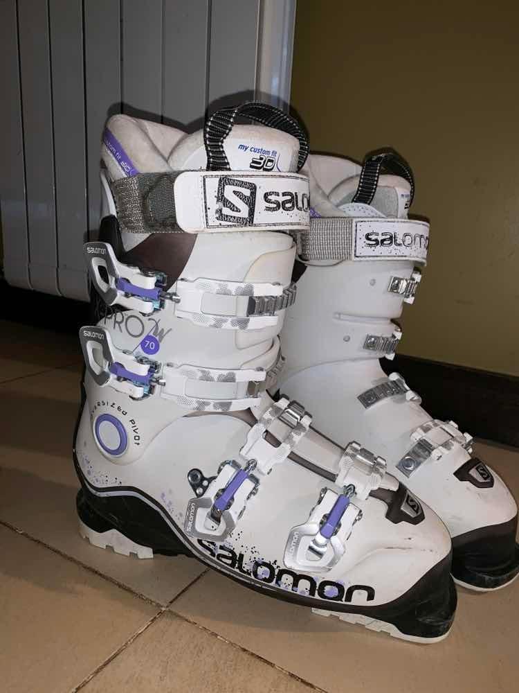 2e62ef4089 Botas Ski Salomón X-pro 70 - Casi Nuevas - $ 10.500,00 en Mercado Libre