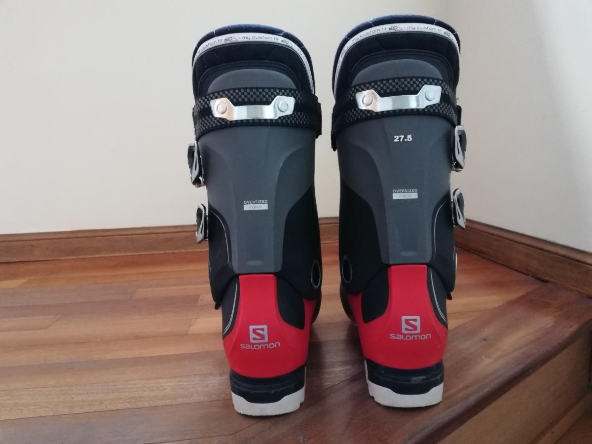 3b87bfa8f7 Botas Ski Salomon Xpro 80. 27.5 Cm(talle 41,5) Casi Nuevas - $ 8.500 ...