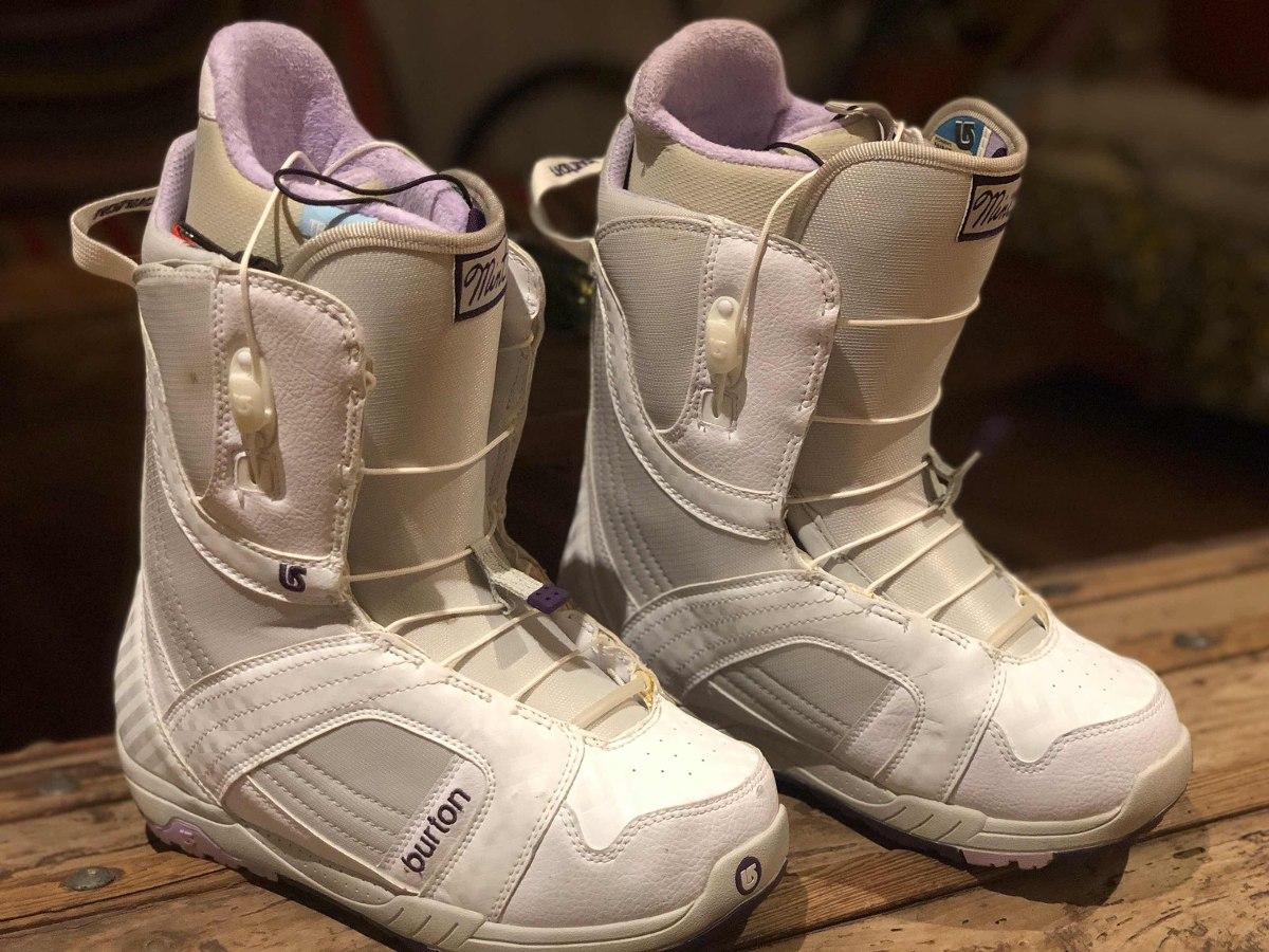 Burton Mint Purps Snowboard Boot, Color Purps, tamaño 7,5