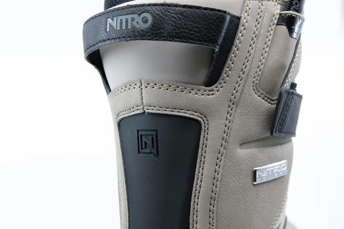 botas snowboard nitro select stnd 2019