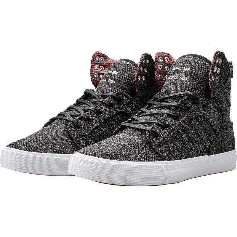 sale retailer 5b778 c1915 ... france botas supra skytop gris hombre s18256 look trendy. cargando  zoom. b8188 709cf