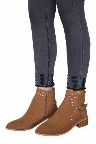 botas synergy  wild child camel 1571-3