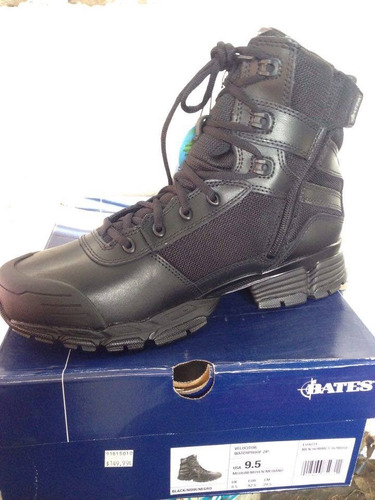 botas tacticas bates men's velocitor zip waterproof work!
