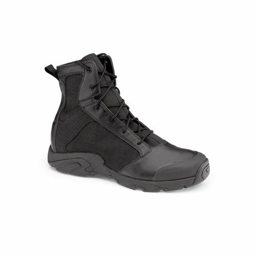 botas tacticas de hombre oakley lsa boot terrain negras