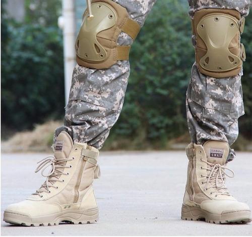 botas tácticas militar outdoor camping rescate airsoft