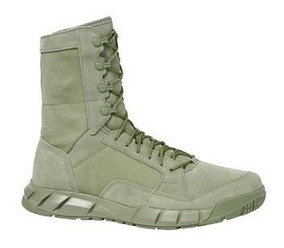 5cdef46613a Botas Tacticas Militares Oakley Si Light Assault Color Verde