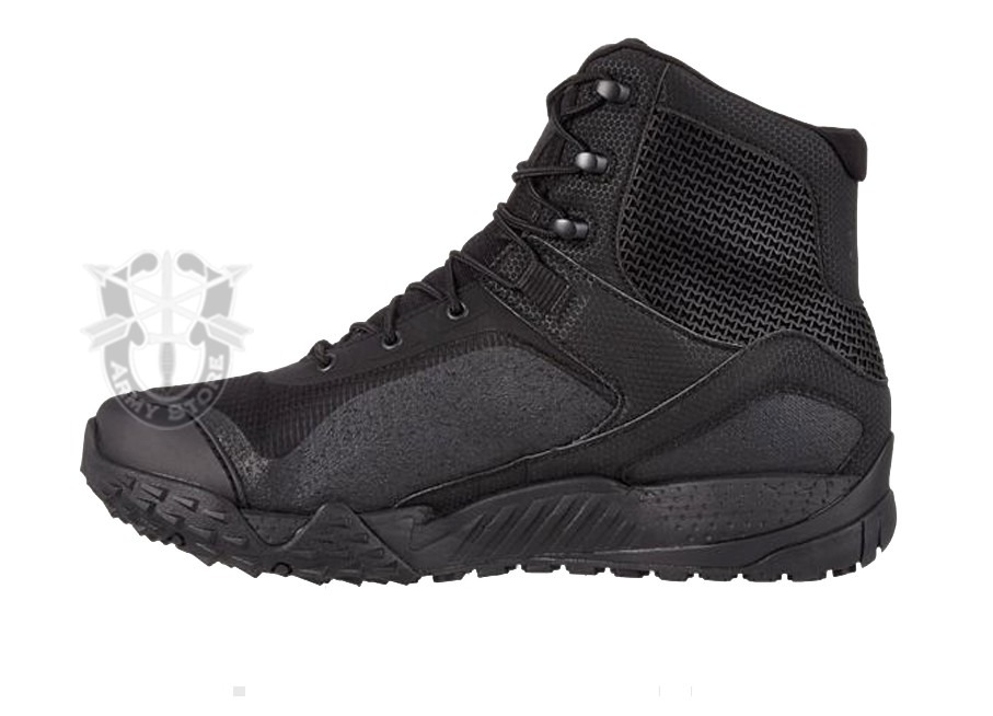 Botas Tacticas Rts Under Armour Valzets Negra Kaki