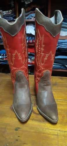 botas texana