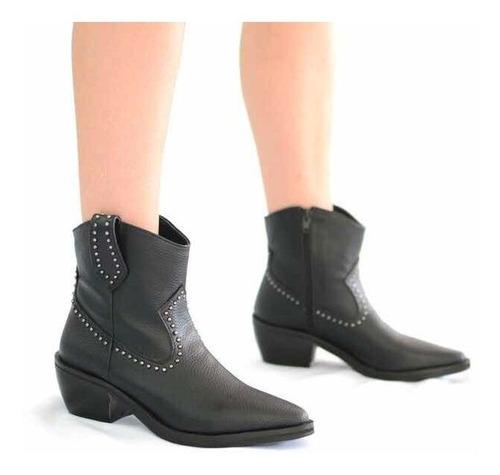 botas texanas caña corta