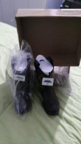botas texanas de niño talle 10 (estados unidos)