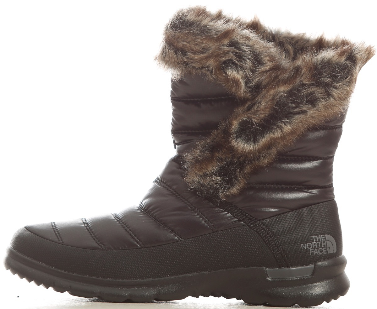 the north face bota mujer