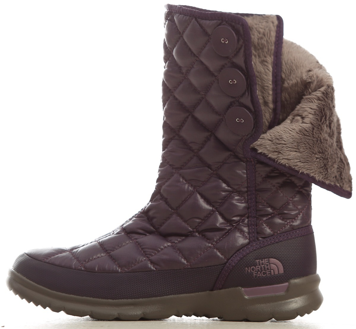 bota the north face mujer