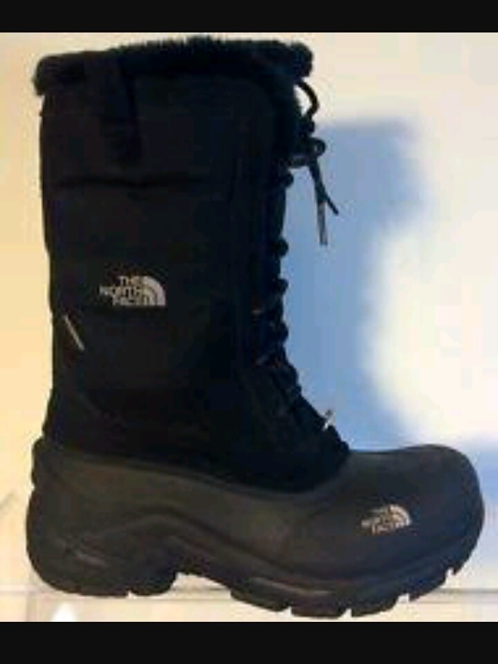 the north face botas