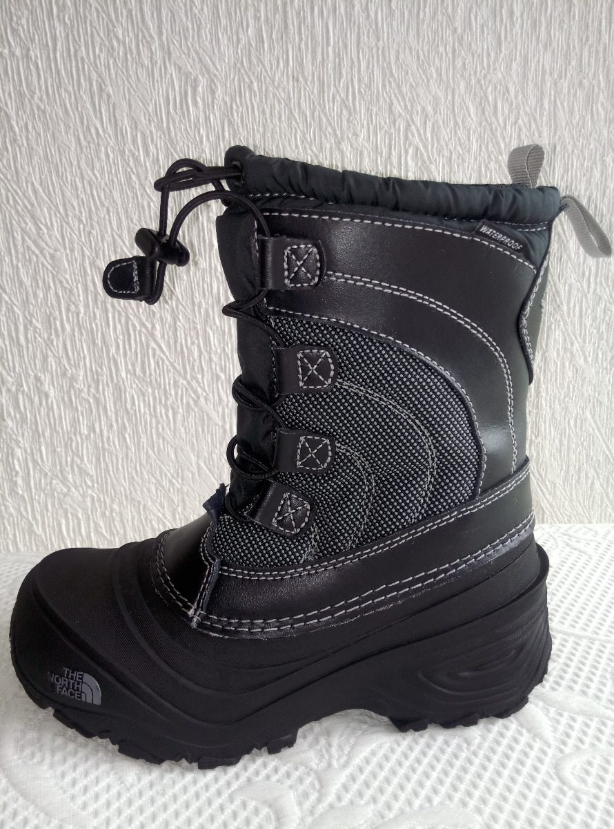 botas north face niño