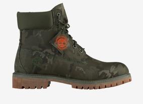 nuevos precios más bajos zapatillas de skate garantía limitada Botas Timberland 6 Premium Waterproof Camuflaje Importacioners Mexicali
