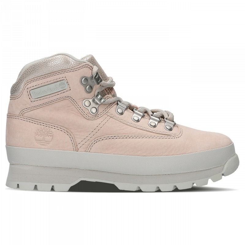 e41ee3551f3f botas timberland euro hiker fashion beige mujer originales. Cargando zoom.