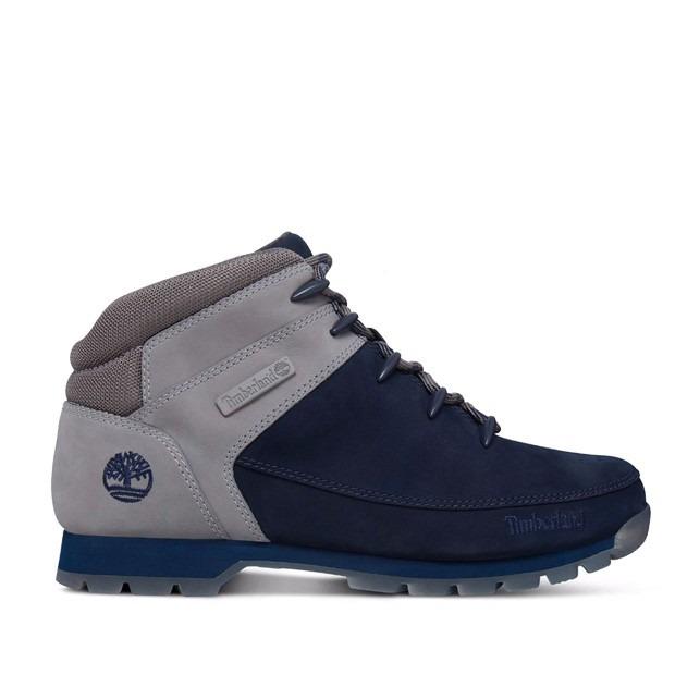 tienda de liquidación 81496 0e40c Botas Timberland Euro Sprint Hiker Gris Azul Originales