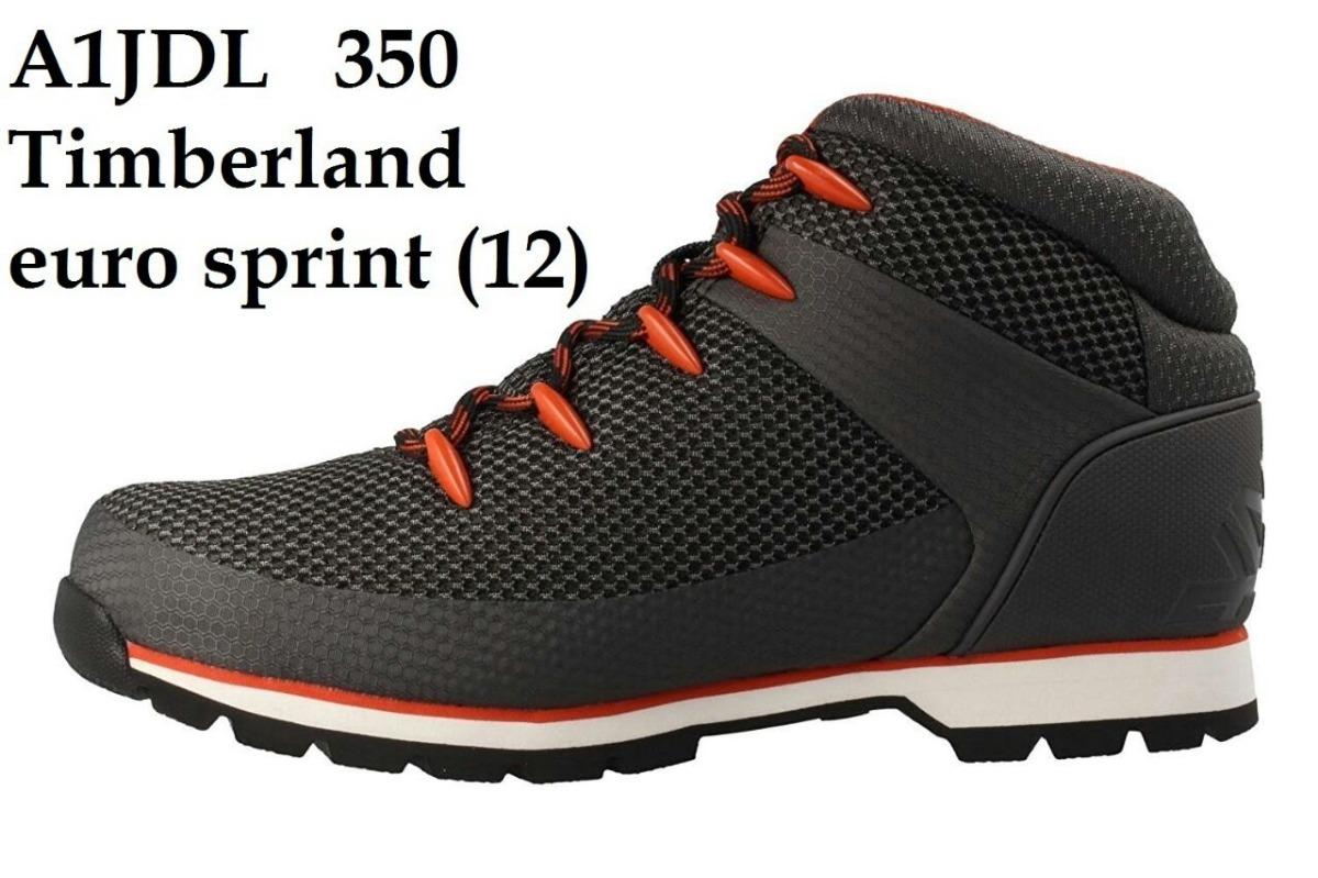 bajo precio 13ae3 d46b7 Botas Timberland Euro Sprint Para Hombre. Envio Gratis