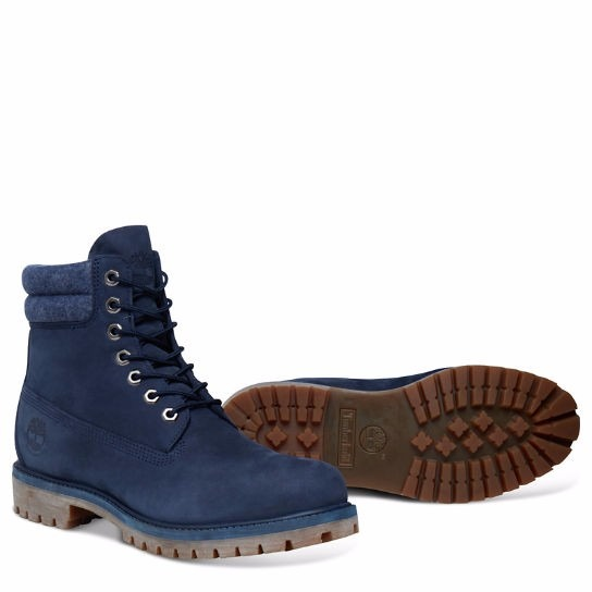 Hombre Trendy Timberland Impermeable Look A159i Azul Rqxie8b Botas SMqzUVGp